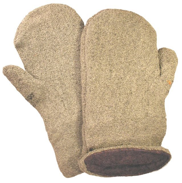 Tempo SP51-2A - Double Wool Lined Jumbo Mitten (Aluminized Liner)